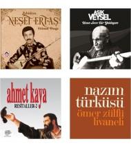 Özgün - Halk Müziği Plaklar